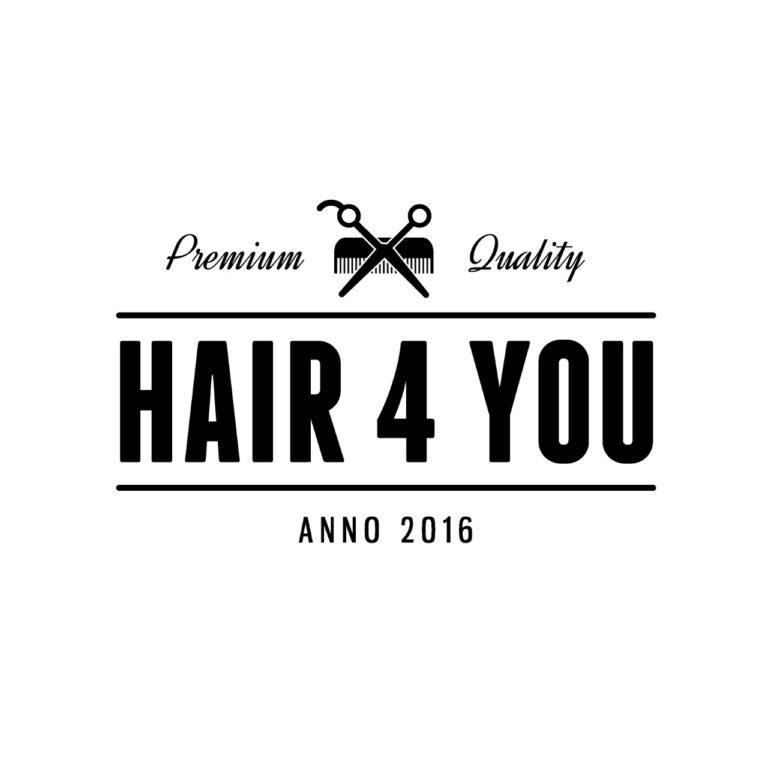 hair 4 you logo