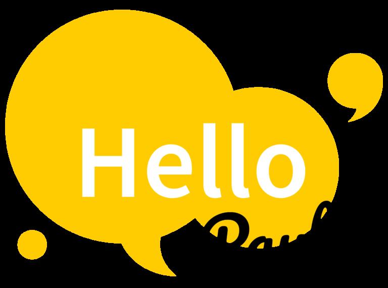 hello paul logo